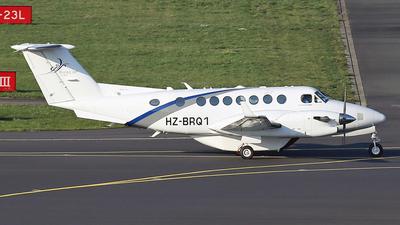A picture of HZBRQ1 - Beech Super King Air 350 -  - © wim callaert