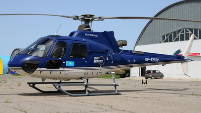 UP-AS001 - Eurocopter AS 350B3 Ecureuil - Skyservice Airlines