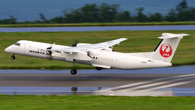 JA82RC - Bombardier Dash 8-Q402C - Ryukyu Air Commuter (RAC)