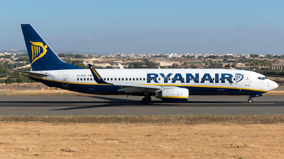 EI-DCO - Boeing 737-8AS - Ryanair