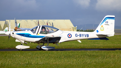 A picture of GBYVB - Grob G115E - [82112/E] - © Shaun Grist - v1images