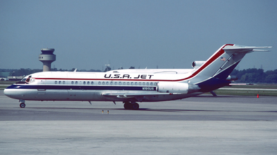 N195US - McDonnell Douglas DC-9-15(RC) - USA Jet Airlines