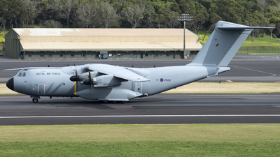 ZM414 - Airbus A400M Atlas C.1 - United Kingdom - Royal Air Force (RAF)