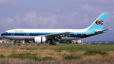 OY-CNL - Airbus A300B4-120 - Conair of Scandinavia