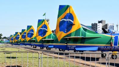 FAB5965 - Embraer A-29B Super Tucano - Brazil - Air Force