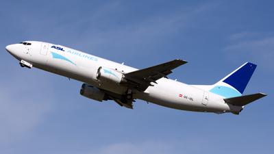 OE-IBL - Boeing 737-490(SF) - ASL Airlines