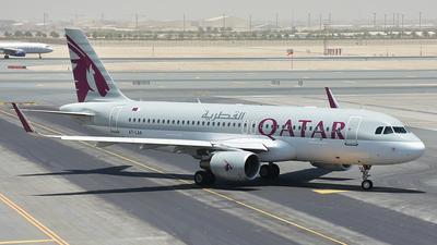 A7-LAA - Airbus A320-214 - Qatar Airways