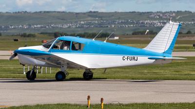 C-FURJ - Piper PA-28-140 Cherokee - Private