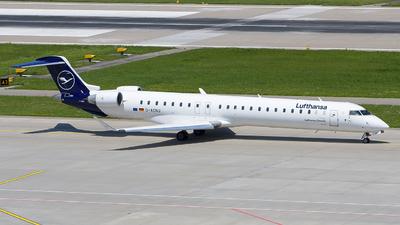 D-ACNU - Bombardier CRJ-900LR - Lufthansa CityLine