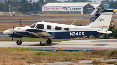 N34ZX - Piper PA-34-220T Seneca V - Private
