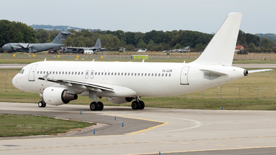 YL-LCN - Airbus A320-211 - SmartLynx Airlines