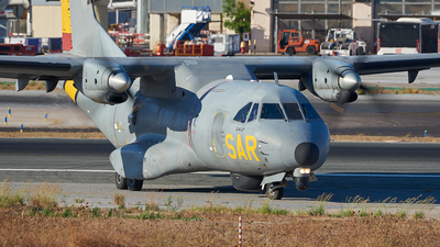 T.19B-15 - CASA CN-235M-100 - Spain - Air Force