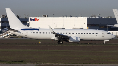 A picture of OMIEX - Boeing 7378BK - Badr Airlines - © if