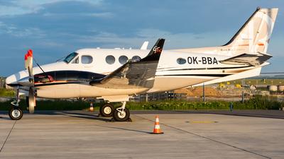 A picture of OKBBA - Beech 90 King Air - [LJ1988] - © Milan Cibulka