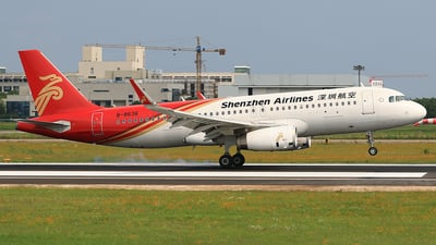 B-8636 - Airbus A320-232 - Shenzhen Airlines