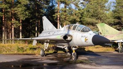 DK-270 - Saab J-35CS Draken - Finland - Air Force