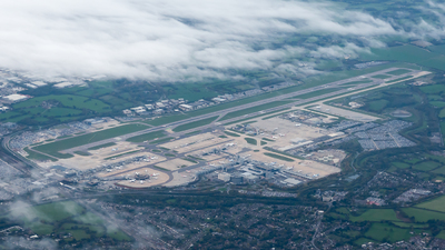 EGKK - Airport - Airport Overview