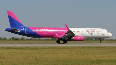 HA-LXY - Airbus A321-231 - Wizz Air