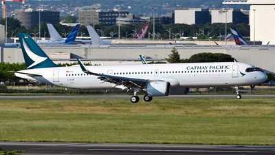 D-AYAP - Airbus A321-251NX - Cathay Pacific Airways