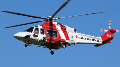 SE-JRJ - Agusta-Westland AW-139 - Sweden - Swedish Maritime Administration
