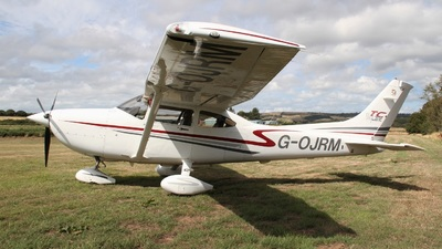 G-OJRM - Cessna T182T Skylane TC - Private