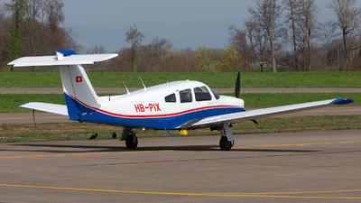 A picture of HBPIX - Piper PA28RT201 - [28R7918100] - © Alex