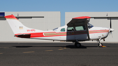 VH-KPG - Cessna TU206G Turbo Stationair - Fugro Airborne Surveys