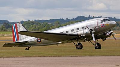 LN-WND - Douglas DC-3 - Dakota Norway
