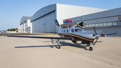 OK-OKR - Piper PA-46-350P Malibu Mirage - Air Bohemia