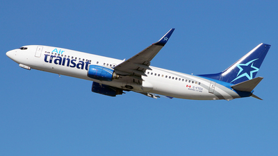 C-FTCX - Boeing 737-8AS - Air Transat