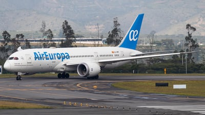 A picture of ECMMY - Boeing 7878 Dreamliner - Air Europa - © Martin Blanco