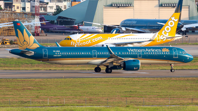 VN-A512 - Airbus A321-272N - Vietnam Airlines