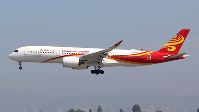 A picture of BLGD - Airbus A350941 - Hong Kong Airlines - © Guy Langlois