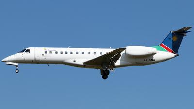 A picture of V5ANG - Embraer ERJ135ER - [145335] - © Jono Druion