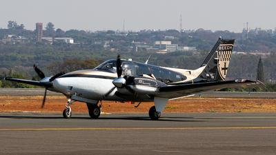 PR-BJR - Beechcraft G58 Baron - Private