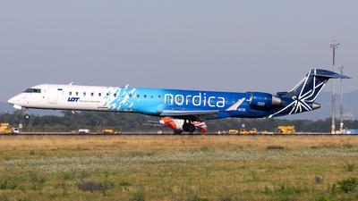 ES-ACB - Bombardier CRJ-900ER - Nordica