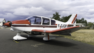 F-GJQP - Robin DR400/140B Major - Private