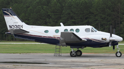 N330V - Beechcraft C90 King Air - Private