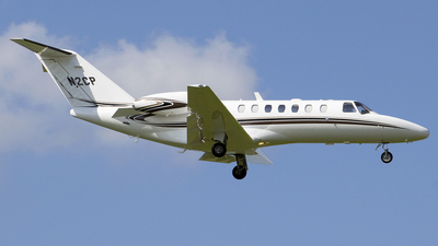 N2CP - Cessna 525B CitationJet 3 - Private