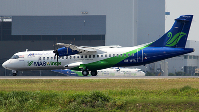 A picture of 9MMYA - ATR 72600 - MASwings - © Muhdizat