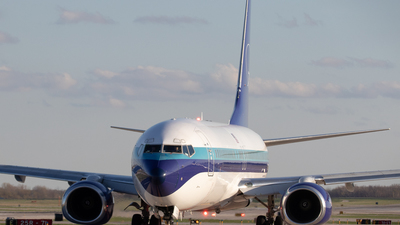 N277EA - Boeing 737-8CX - iAero Airways