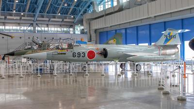 76-8693 - Lockheed F-104J Starfighter - Japan - Air Self Defence Force (JASDF)