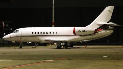 CS-DLG - Dassault Falcon 2000EX - NetJets Europe