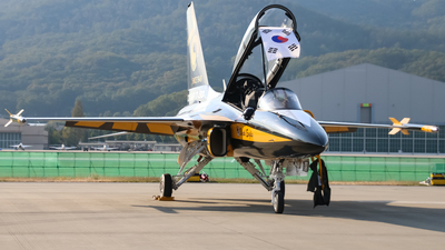 10-0052 - KAI T-50 Golden Eagle - South Korea - Air Force