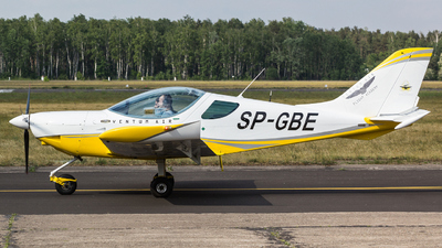 SP-GBE - Czech Sport Aircraft PS-28 Cruiser - Private