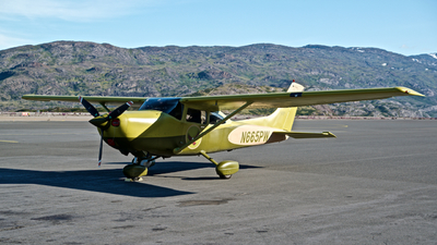 N665PW - Cessna 182S Skylane - Private