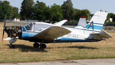 SP-ALC - Socata MS-893A Rallye Commodore - Private
