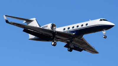 N865R - Gulfstream G-IV - Private