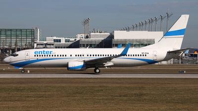 A picture of SPESA - Boeing 7378Q8 - Enter Air - © Philipp Schuetz