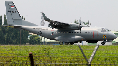 P-8303 - CASA CN-235MPA - Indonesia - Navy